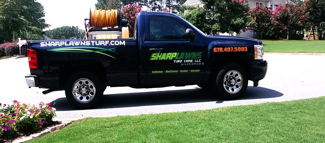 Lawn Care Dallas Ga - Sharplawns Turf Care, LLC