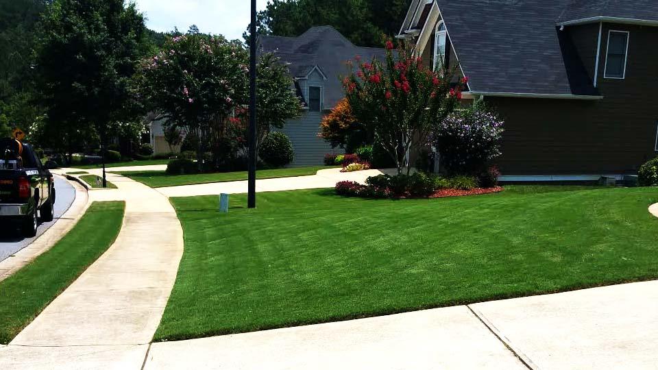 Lawn Care Dallas Ga Sharplawns Turf Care Llc